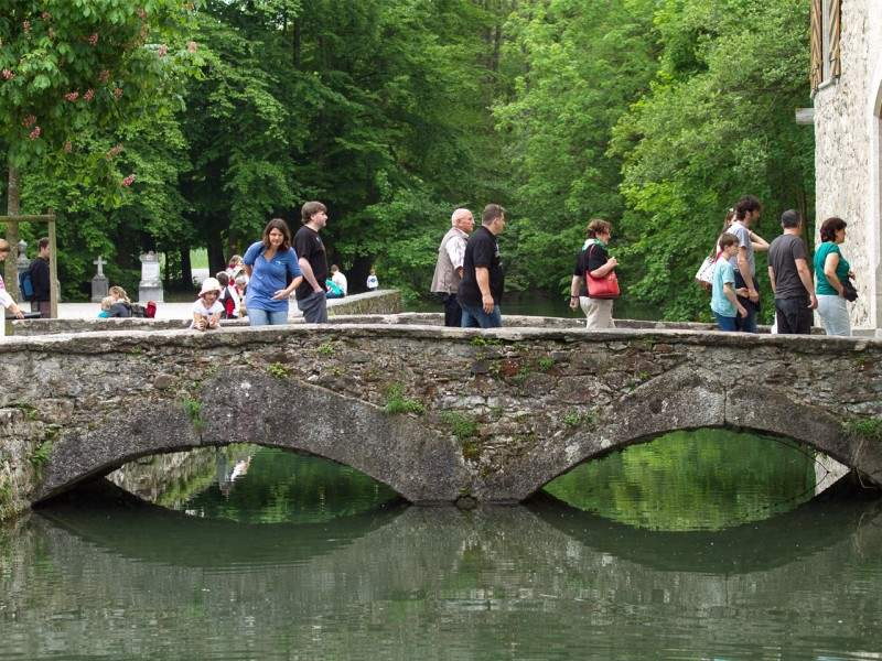 Wasserschloss Hallwyl für Gruppen