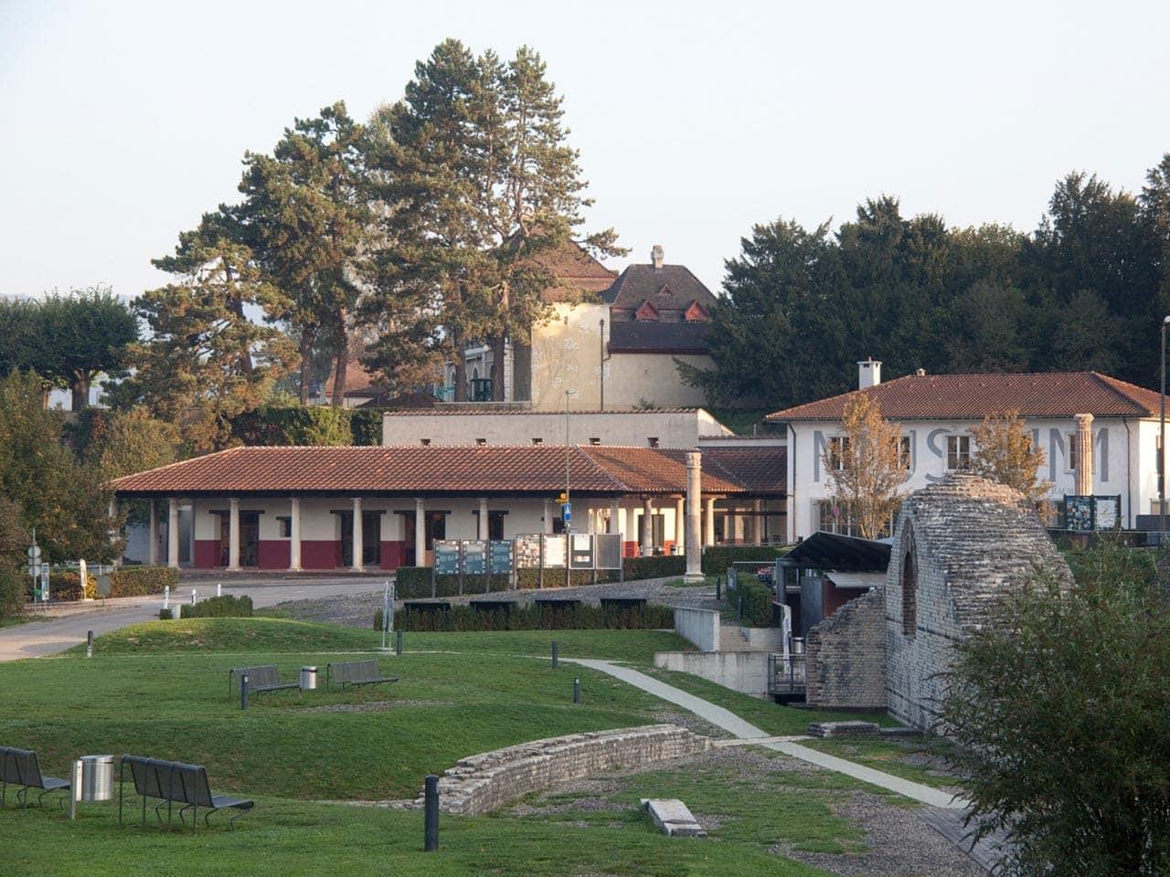 Augusta Raurica – Spuren der antiken Römerstadt