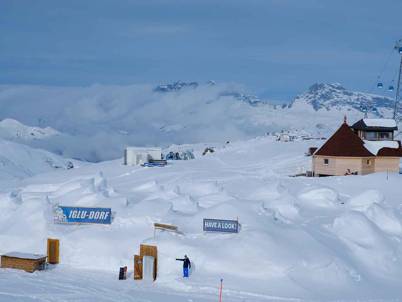 IGLU-DORF Davos-Klosters
