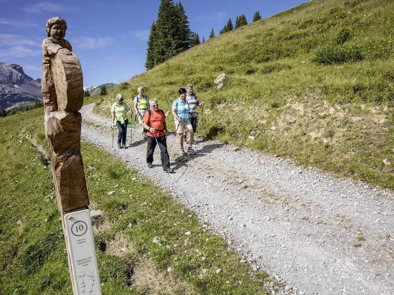 Am Betelberg – AlpRundweg