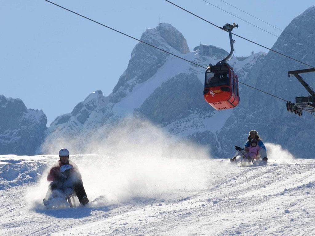 Snow & Fun am Pilatus – schlitteln, rodeln, airboarden