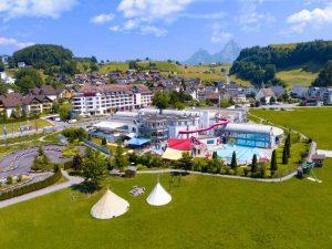 Erlebnisbad des Swiss Holiday Park