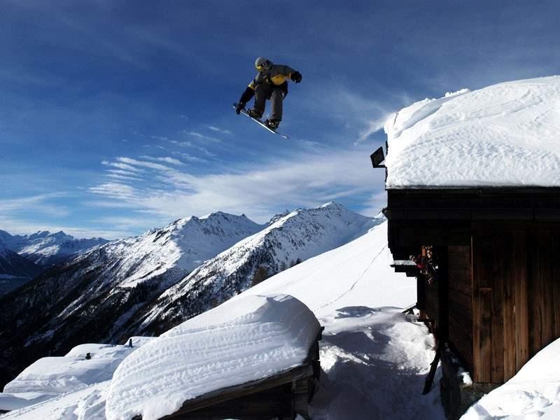 Skiparadies Lauchernalp – auf 3111 m ü.M.