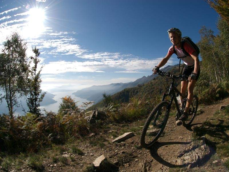 Willkommen im E-Bike Park Ticino!