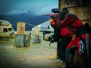 Paintball Arena – das Indoor und Outdoor Paintball Erlebnis