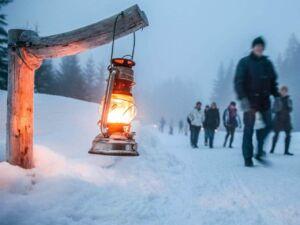 Ausflug: Säntis und Schwägalp – Winter-Romantik pur