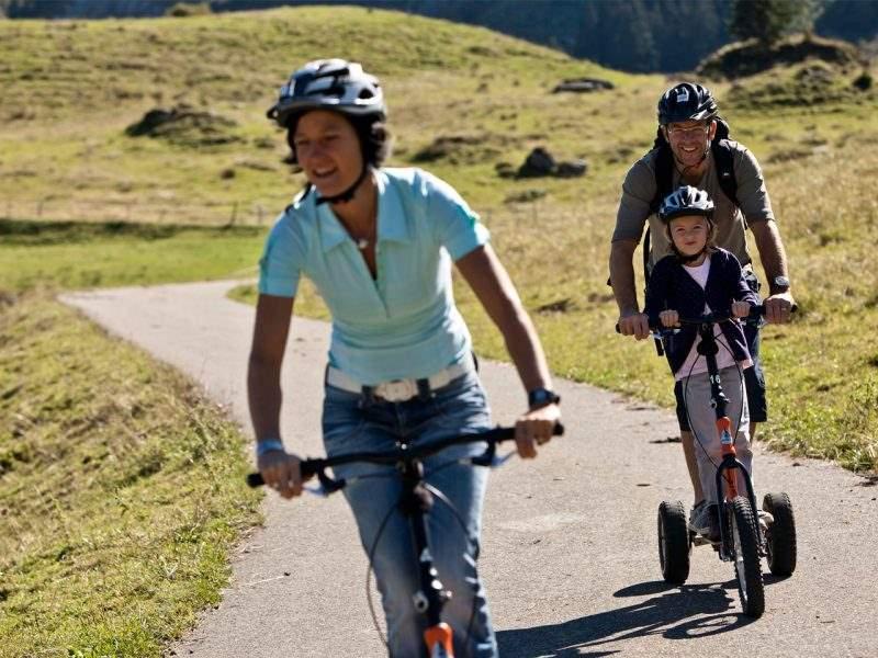Bikeboard-Erlebnis Sörenberg