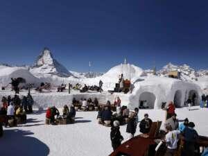 IGLU-DORF Zermatt