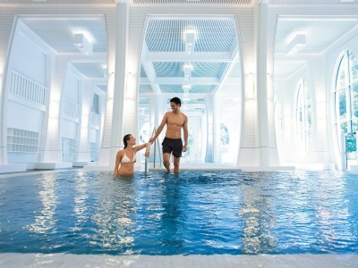 Wellness und SPA im Winter