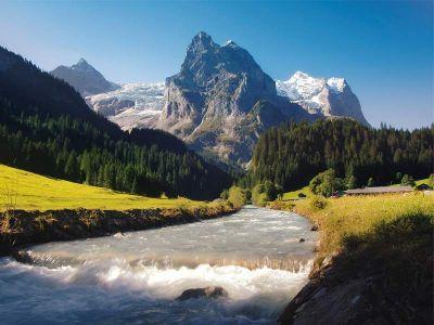 Mikrokosmos Jungfrau - Auf Goethes Spuren – Rosenlaui-Linie