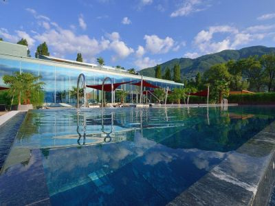 Wellness und Spa: Tessin - Solbad & Spa Locarno