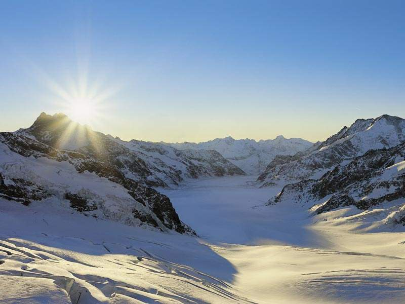 Jungfraujoch – Top of Europe