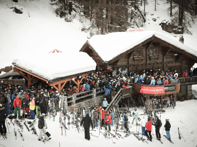 Apres-Ski – im Matterhorn ski paradise