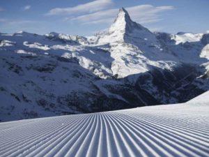 Ausflug: Traumabfahrt First Track. Frühstück mit Matterhorn-Blick