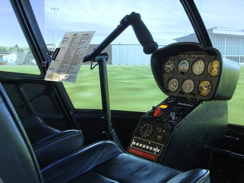 Selber Helikopterpilot sein – im Helikopter Flugsimulator