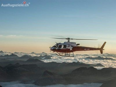 Swiss Helicopter Ausflüge: : Swiss Grand Canyon – Rundflug