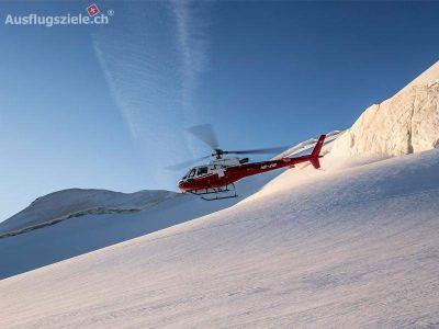 Swiss Helicopter:  - Helikopter Rundflug: Mythos Eigernordwand