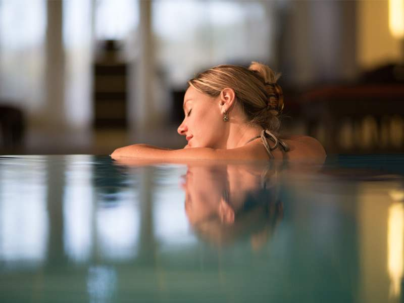 Wellness im Swiss Holiday Park