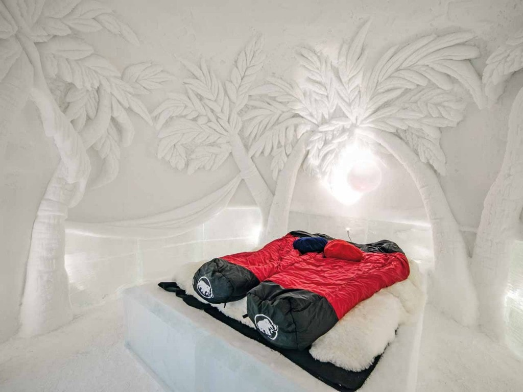 Romantik Iglu Suite