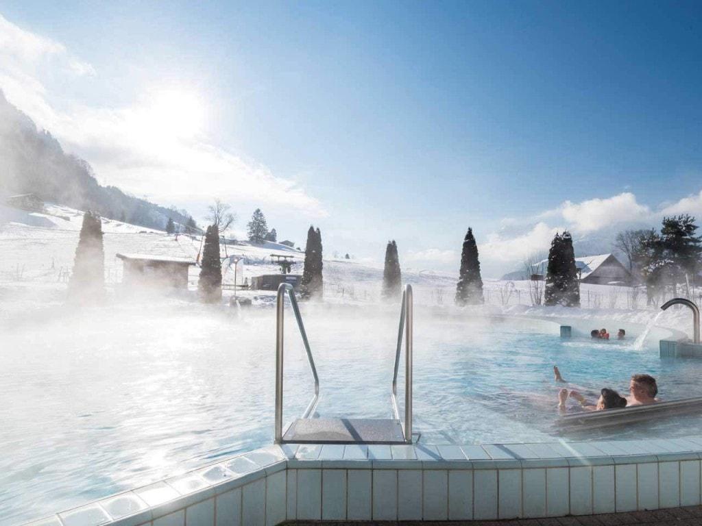 Swiss Holiday Park im Winter