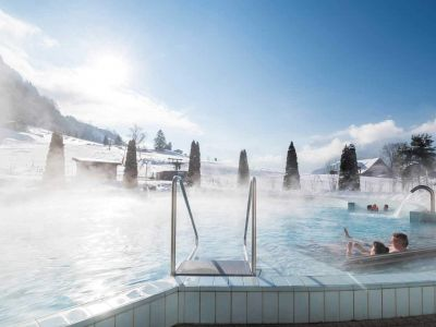 Ausflüge Swiss Holiday Park im Winter