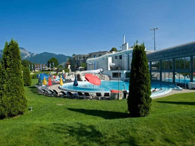 Swiss Holiday Park im Sommer