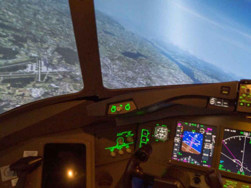 Fly & Race – Flug- und Race-Simulator in Zürich