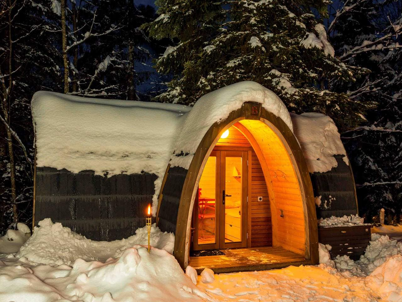 Winter-Familienabenteuer – Holziglu!