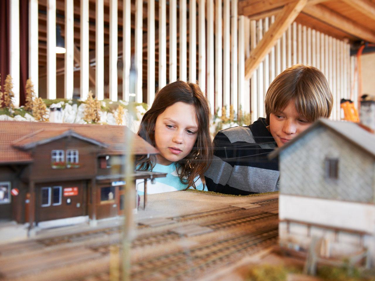 Ausflug: Bahnmuseum Albula