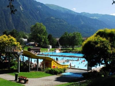Freibad Obere Au in Chur