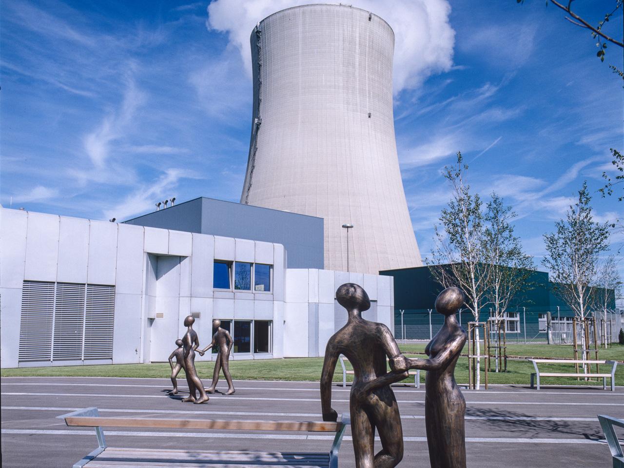Kernkraftwerk Gösgen – Werkrundgang