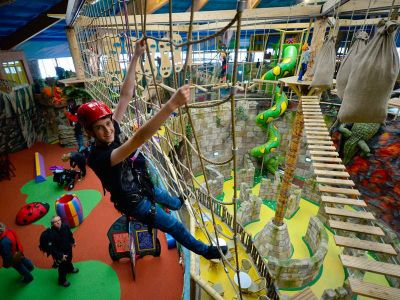 Aktuell: Jungle Adventure im Conny-Land