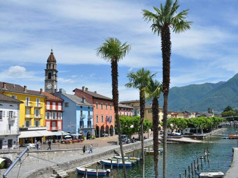 Tessin Special – Ausflüge ins Tessin