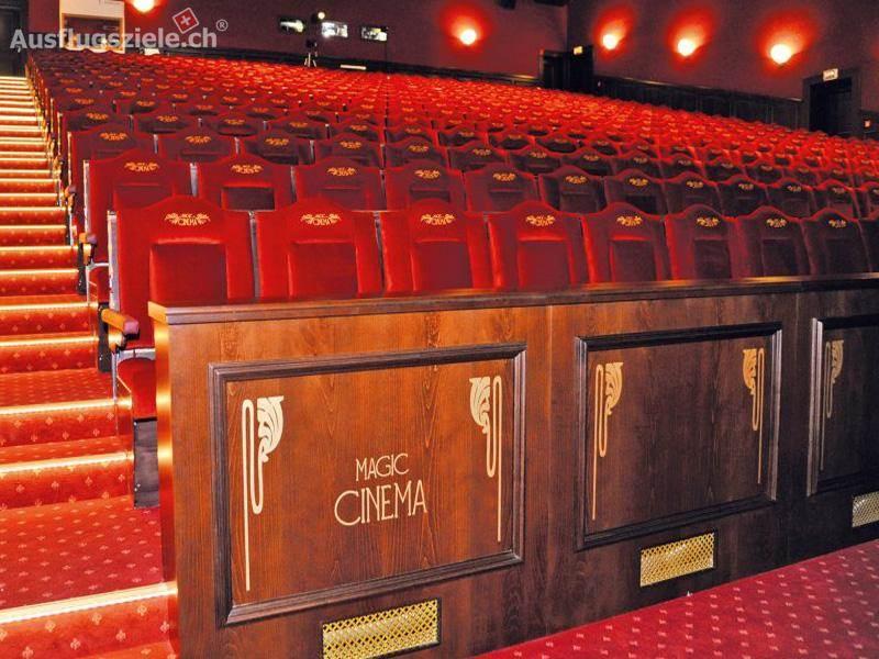 Magic Cinema im Europa-Park