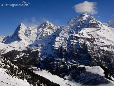 Schilthorn - Piz Gloria im Winter