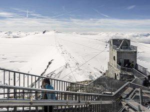 Ausflug: Matterhorn glacier paradise – höchstgelegene Bergstation Europas