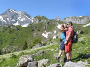 Panoramawanderung Braunwald