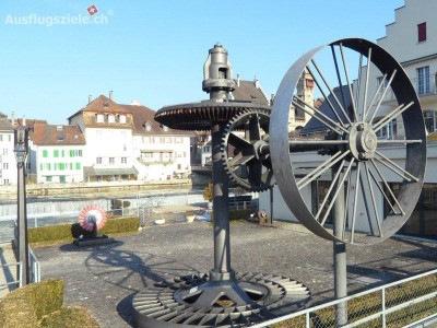 Nordwestschweiz - Erlebnisort Kraftwerksmuseum