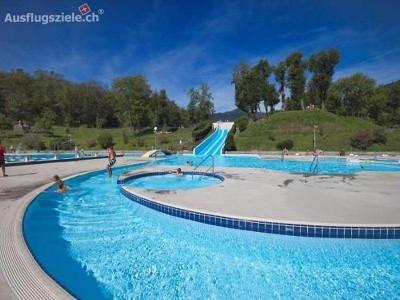 Tessin - Sport- und Badezentrum Capriasca