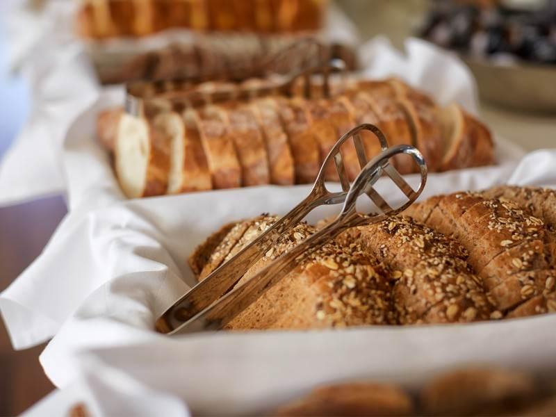 Brunch / Frühstück im Winter