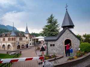 Swiss Vapeur Parc – ein Miniatur-Wunderland