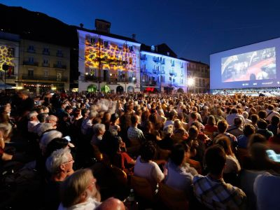 Tessin im Sommer: Tessin - Statt Locarno Film Festival: Locarno 2020 – For the Future of Films