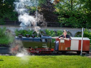 Swiss Vapeur Parc – Miniaturpark für Familien, Kinder, Grosseltern