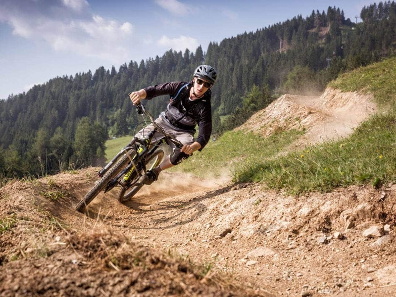 Ausflug: Der Alpenbikepark am Churer Hausberg