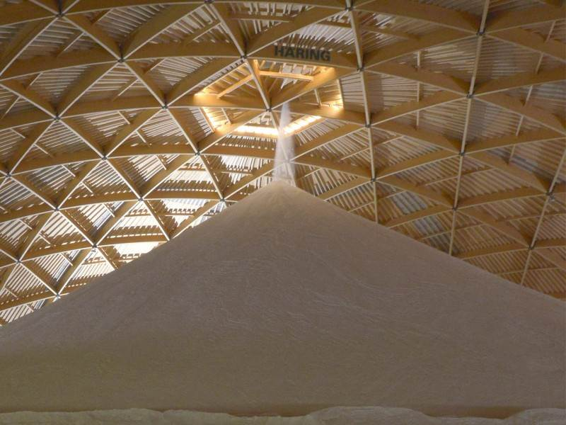 Saline Riburg – Salzberg unter imposanter Kuppel