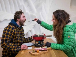 Ausflug: Fondue-Raclette-Special