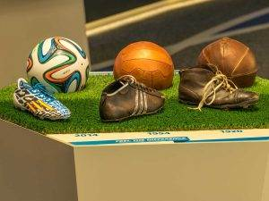 Ausflug: FIFA World Football Museum