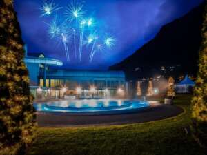 Silvester im Swiss Holiday Park