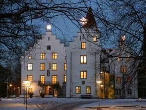 Schloss-Romantik – Märchennacht mit Türkisem Bad