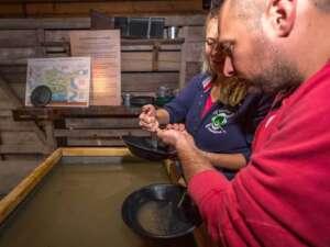 Ausflug: Goldgräber gesucht – Gruppenevent